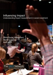 SIAA_Influencing-Impact-Report_April-2015
