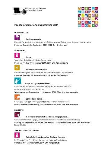 Übersicht September 2011 - IOCO