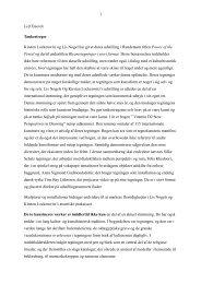 Læs Tankestreger – om udstillingen POWER OF THE ... - Rundetaarn