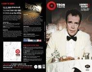 summer season 2011 - The Tron Theatre