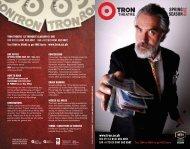 spring season 2010 - Tron Theatre