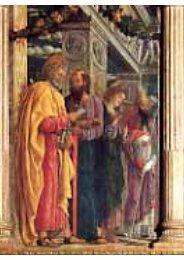 Materiali per Mantegna (IB, IE) - Liceo Classico Luciano Manara