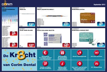 595 - Corim Dental Products BV