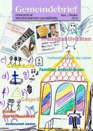 spirituell p – pragmatisch r – religiös i - ev. Kirche Geilenkirchen