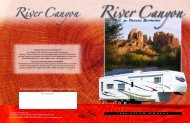 2006 River Canyon Brochure - Rvguidebook.com