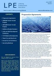Issue 3: June 2007 - Kingston University London