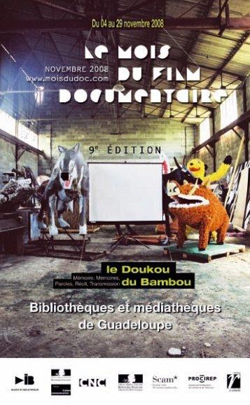 Guadeloupe - Le Mois du Film Documentaire