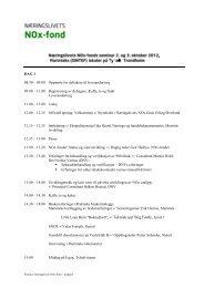 11.00 Registrering av deltagere. Kaffe, te og frukt - NHO