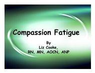 ON102 Cooke: Compassion Fatigue