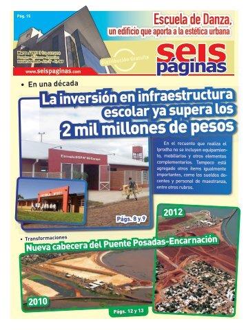 2 mil millones de pesos - SeisPaginas