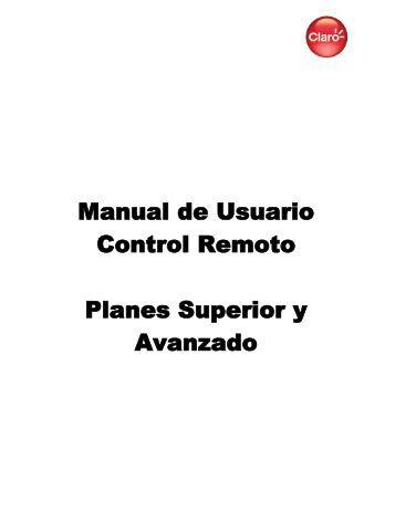 Instructivo de Programación Control Remoto - Claro