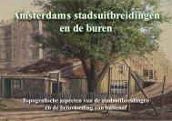 Stadsuitleg en de buren - theobakker.net