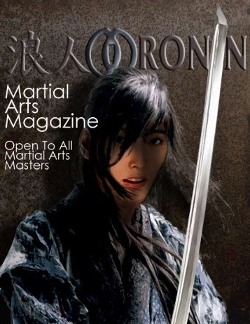 Read Issue #10 - USADojo.com