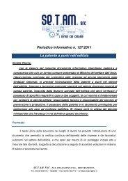 127 2011 LA PATENTE A PUNTI NELL'EDILIZIA.pdf - Setam.it