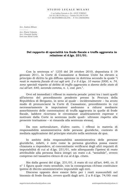 Articolo_Andrea_Mila.. - Aodv231.it
