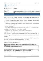 Legge Comunitaria 2010 Novità in materia IVA.pdf - Studio Brunello