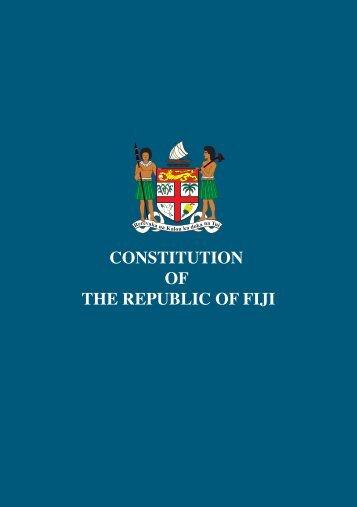 Fiji-Constitution-English-2013