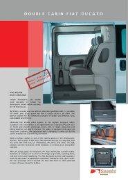 Fiat Ducato - DoubleCabin - by Snoeks Automotive