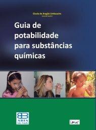 Guia de potabilidade para substâncias químicas - ABAS