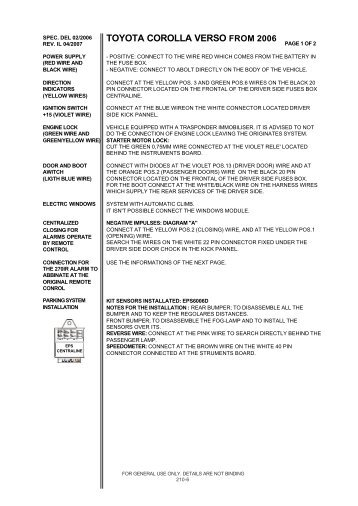 Cf34 10 Technical Manual Index