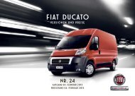 Fiat DUCATO - Fiat Group Automobiles Germany