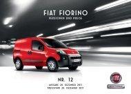 Preisliste - Fiat Group Automobiles Germany