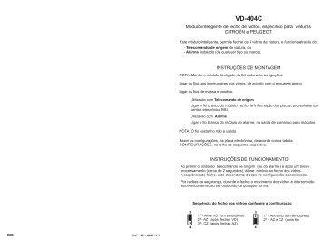 VD-404C - Bis Alarmes