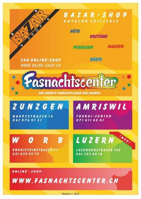 Woche 4 / 2012 - Bazar-Shop.ch