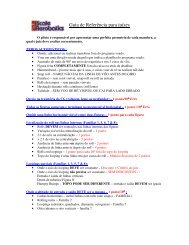 Guia de Referência para juízes - Aeronline