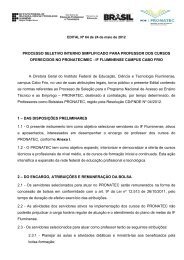 Edital para professor finapronatecl-1.pdf - Instituto Federal Fluminense
