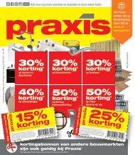praxis folder week 19 2015