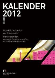 Neutrale Kalender Motivkalender - Schöne Schilder – jetzt ...
