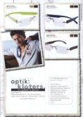 "'rom 'I""FI I loR EYEWEAR  - optik-kloeters start - Page 4"