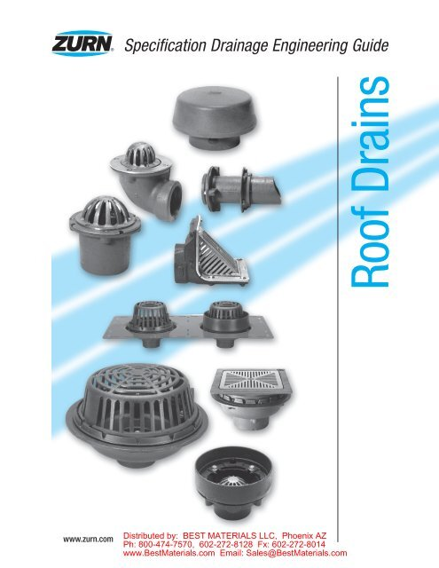 Zurn Roof Drain Installation Guide 12 300 About Roof