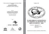 Caderno da RBMA nº25 - Reserva da Biosfera da Mata Atlântica