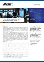 Case Study - Spyke Security - Agent Vi