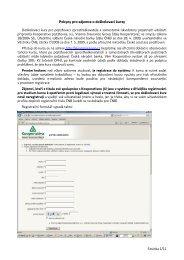 Pokyny pro zájemce o doškolovací kurzy - eLearning Kooperativa ...