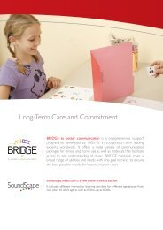 Long-Term Care and Commitment - Med-El