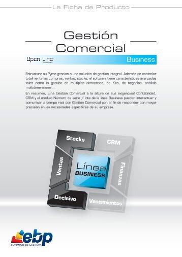 gestión comercial business - Aulapyme
