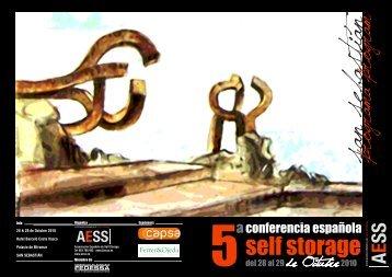 conferencia española - AESS