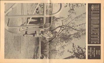 July, 1967 Librazette - Librascope Memories