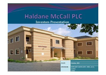 Investors Presentation 2011 (1).pptx