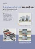 Schroefaansluiting of automatische veeraansluiting - Legrand - Page 6