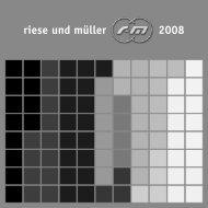 riese und müller 2008