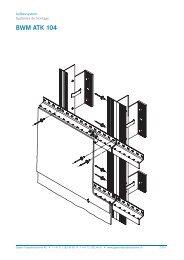2.10 BWM ATK 104 (pdf) - Gasser Fassadentechnik AG