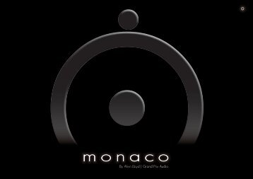 monaco - Symmetry