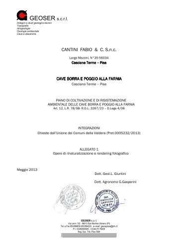 integrazioni:allegato1 - Unione Valdera