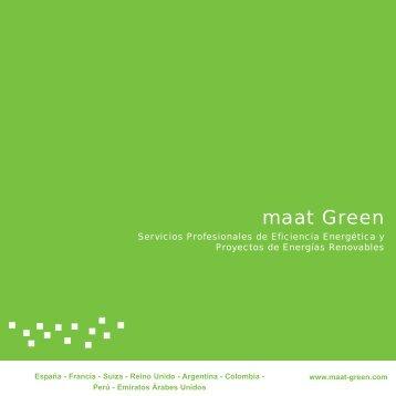 maat Green - Parque Científico y Tecnológico de Castilla La Mancha