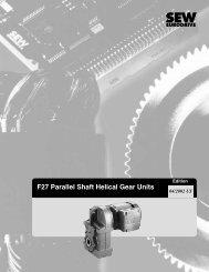 F27 Parallel Shaft Helical Gear Units.pdf
