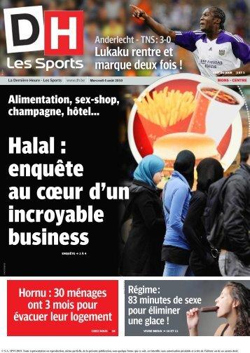 Halal : enquête au cœur d'un incroyable business - IPM